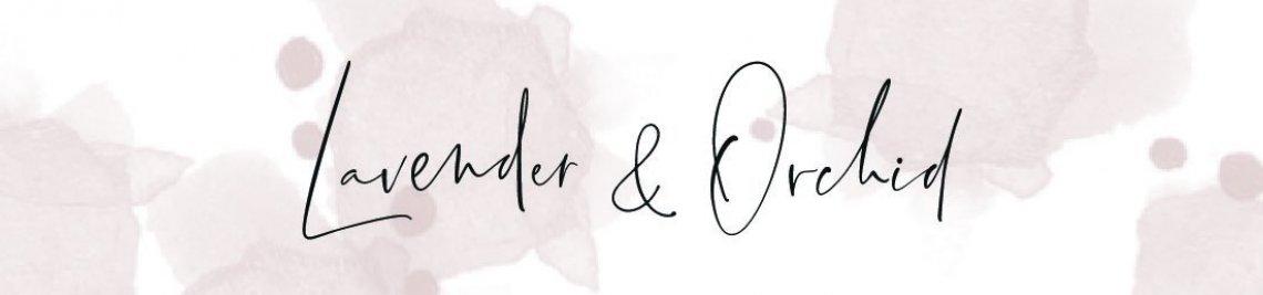 Lavender & Orchid Profile Banner