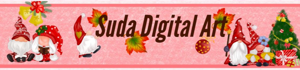 suda digital art Profile Banner