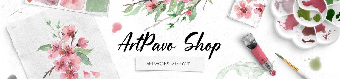 ArtPavo Profile Banner