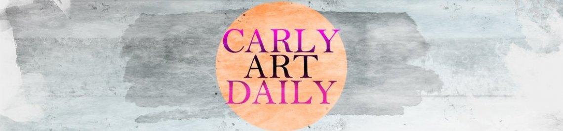 CarlyArtDaily Profile Banner