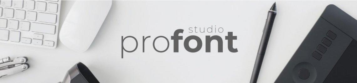 Profont Studio Profile Banner