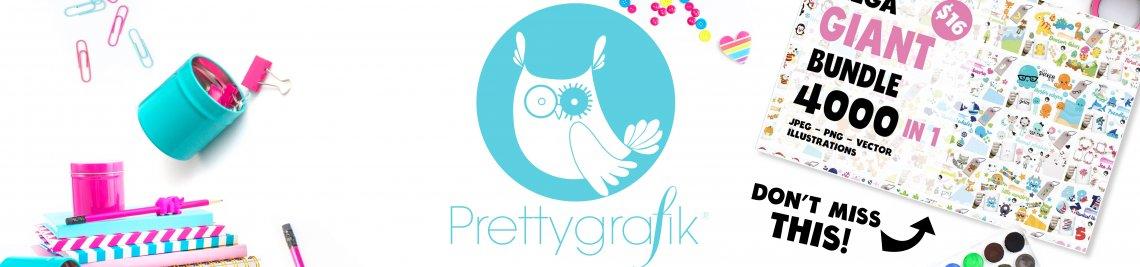 Prettygrafik Design Profile Banner