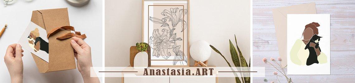 Anastasia ART Profile Banner