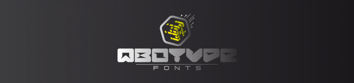 Qbotype Fonts Profile Banner