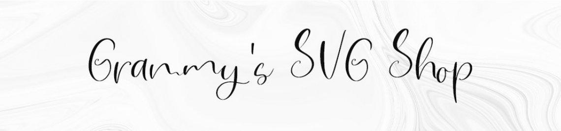 Grammy's SVG Shop Profile Banner
