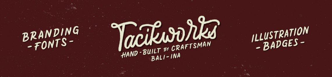TACIKWORKS Profile Banner