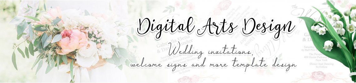 Digital Arts Design Profile Banner