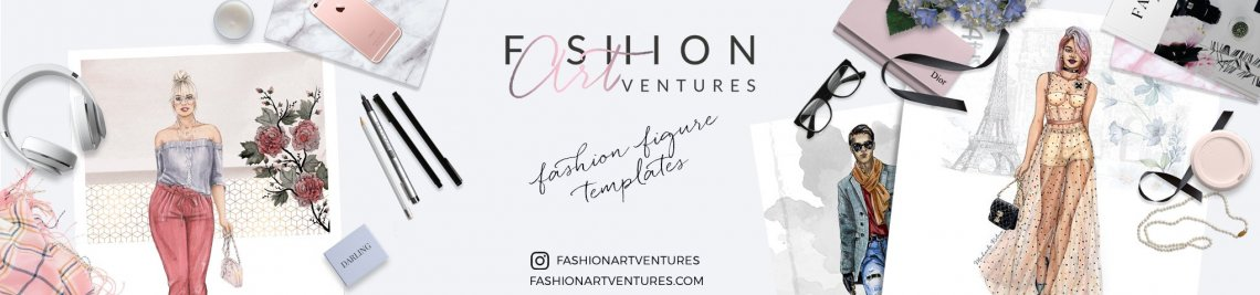 Fashion ARTventures Profile Banner