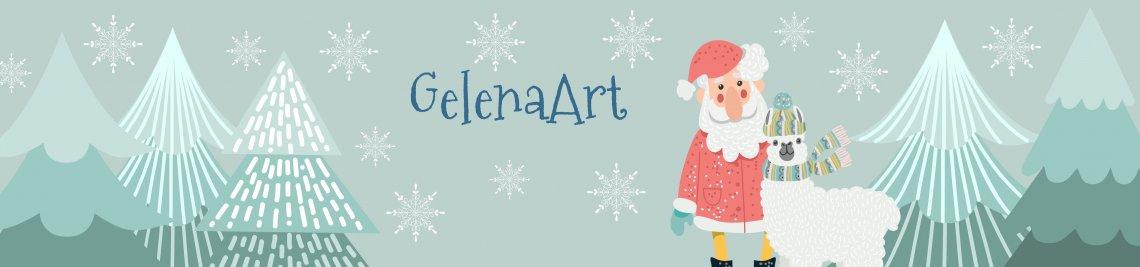 GelenaArt Profile Banner