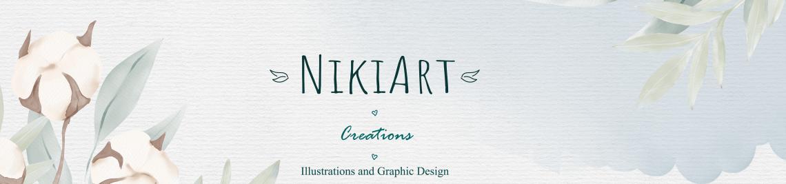 NikiArts Profile Banner