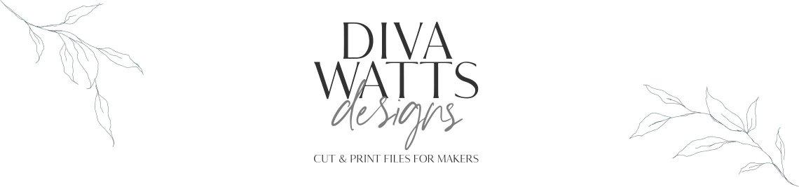 Diva Watts Designs Profile Banner