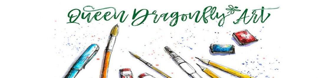 Queen Dragonfly Profile Banner
