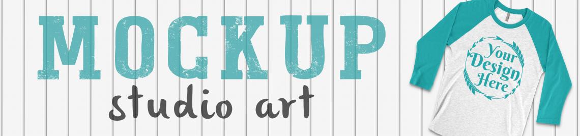 MockupStudioArt Profile Banner