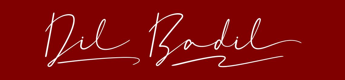Dilbadil Design Profile Banner