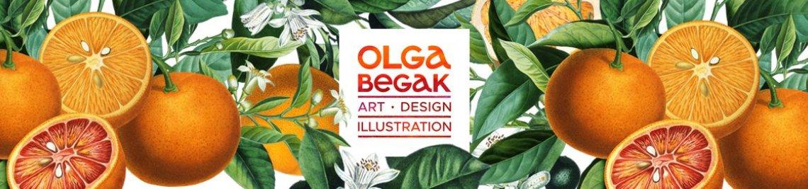 OlgaBegakArt Profile Banner