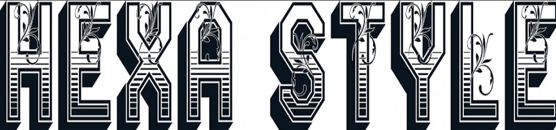 Hexa Style Profile Banner
