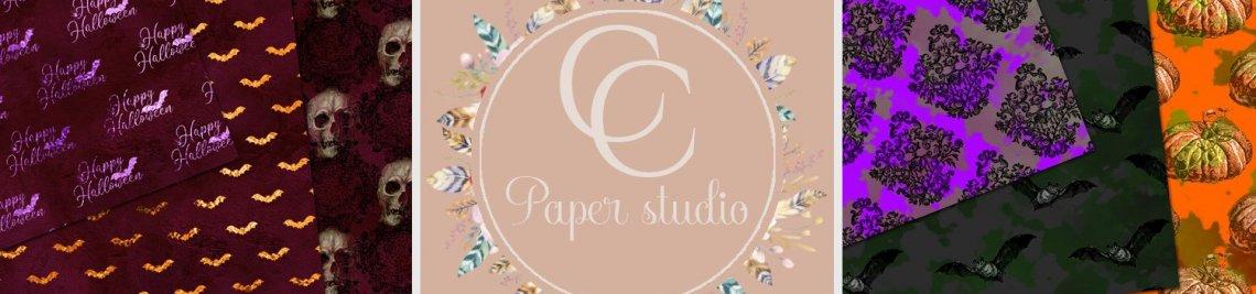 CC paper studio Profile Banner