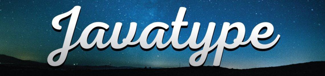 javatype Profile Banner
