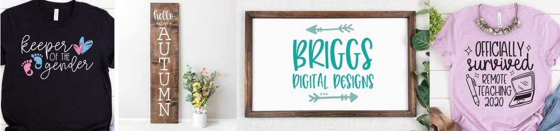 Briggs Digital Designs Profile Banner