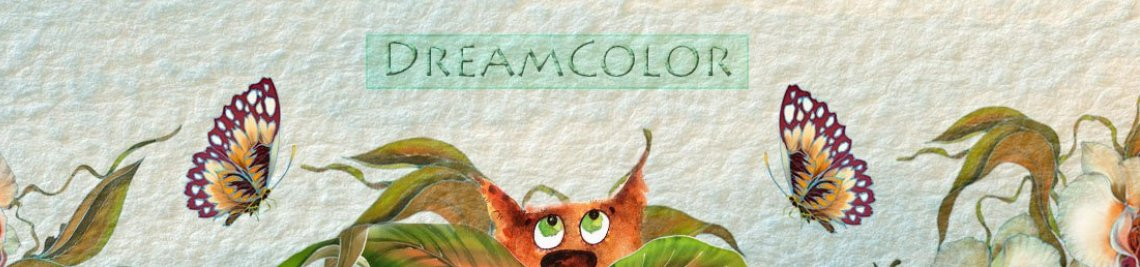 DreamColor Profile Banner