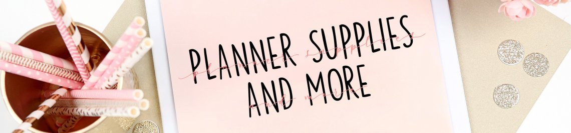 SF Planner Supplies Profile Banner