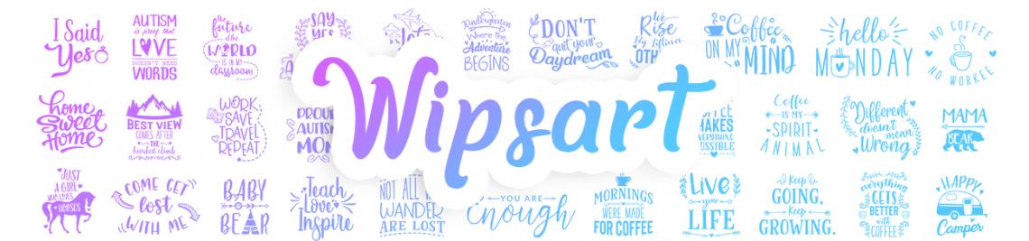 WIPSART Profile Banner
