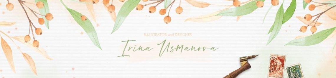 IrinaUsmanova Profile Banner