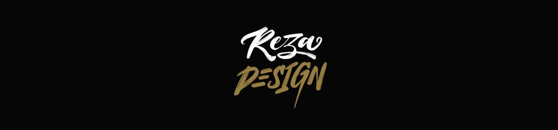 RezaDesign Profile Banner
