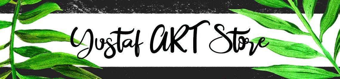 Yustaf Art Store Profile Banner