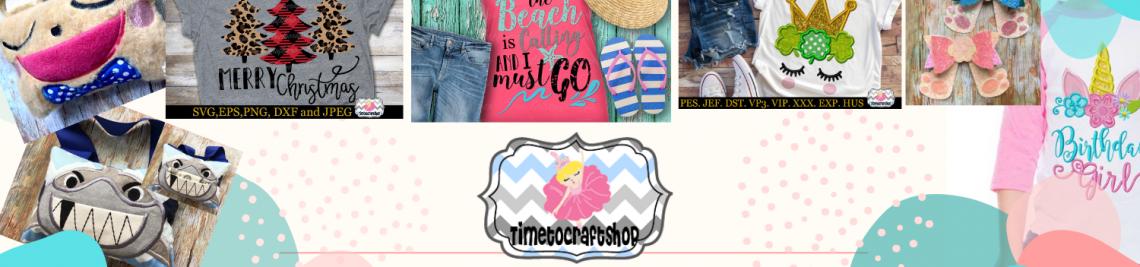 Timetocraftshop Profile Banner