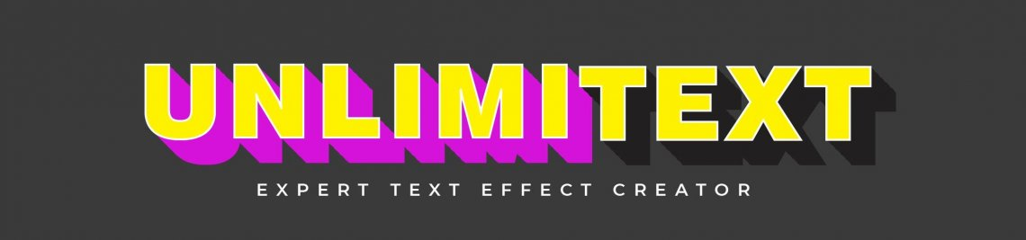 Unlimitext Profile Banner