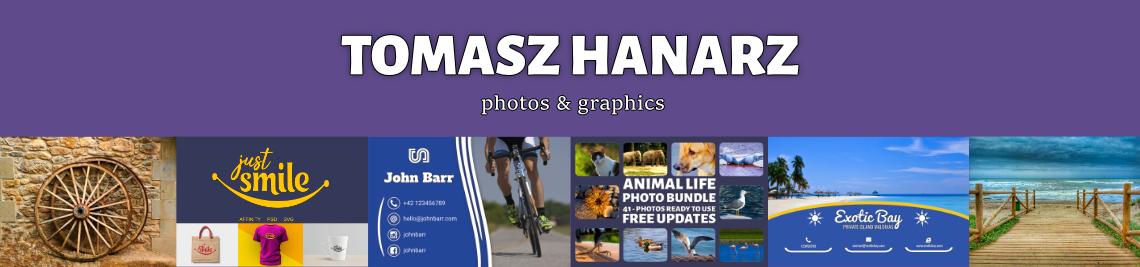 Tomasz Hanarz Profile Banner