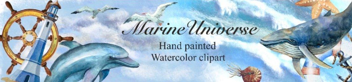 Marine Universe Profile Banner