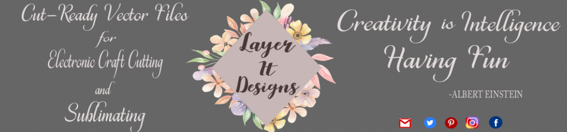 Layer It Designs Profile Banner