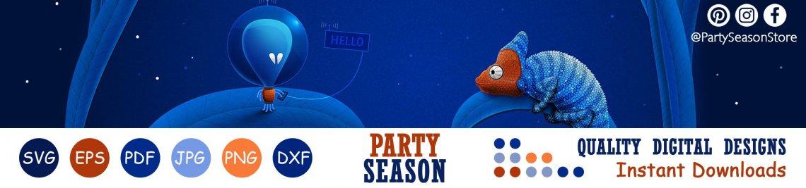 PartySeason Profile Banner