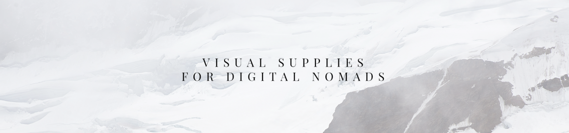 Nomad Visuals Profile Banner