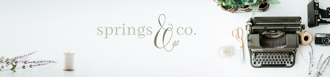 Springs & Co. Profile Banner