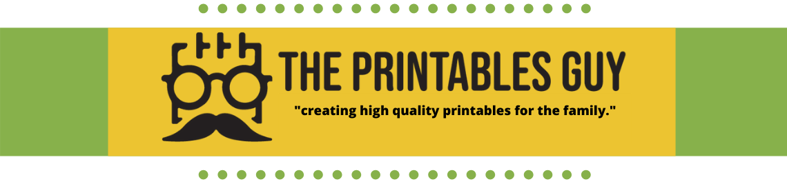 The Printables Guy Profile Banner