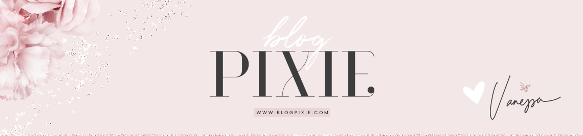 Blog Pixie Profile Banner
