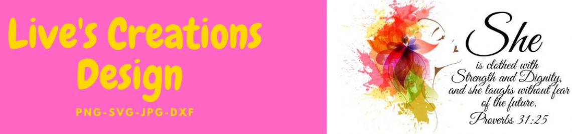 LivesCreationsDesign Profile Banner