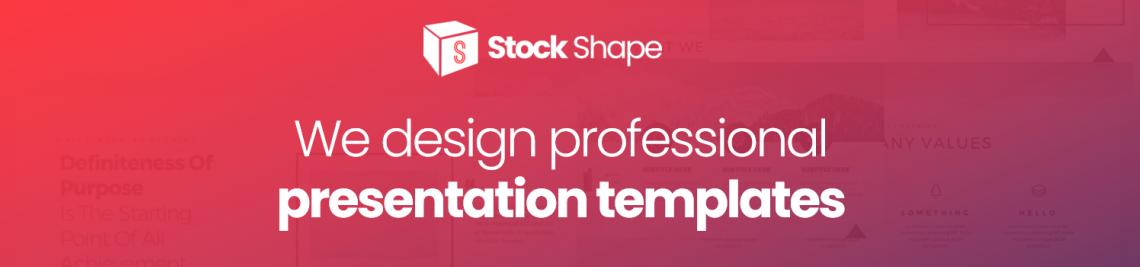 StockShape Profile Banner