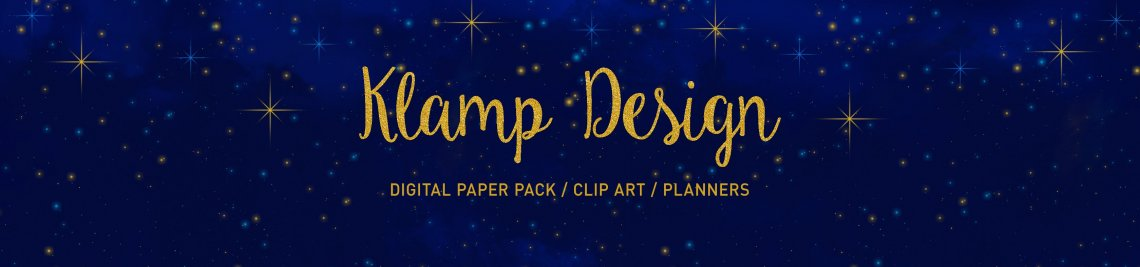 Klamp Design Profile Banner