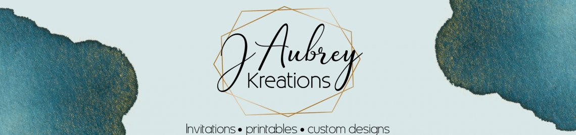 JAubrey Kreations Profile Banner