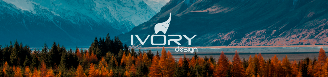 Ivory Design Profile Banner