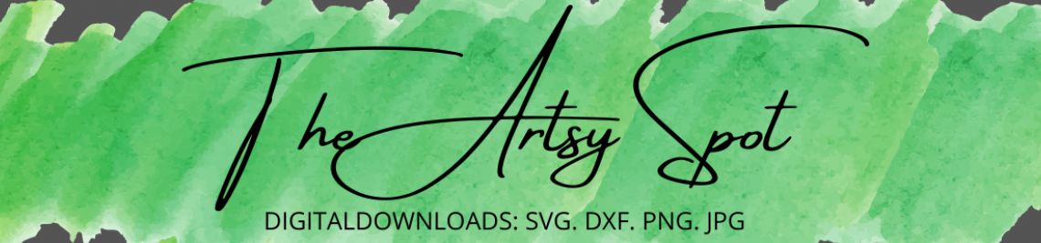 The Artsy Spot Profile Banner