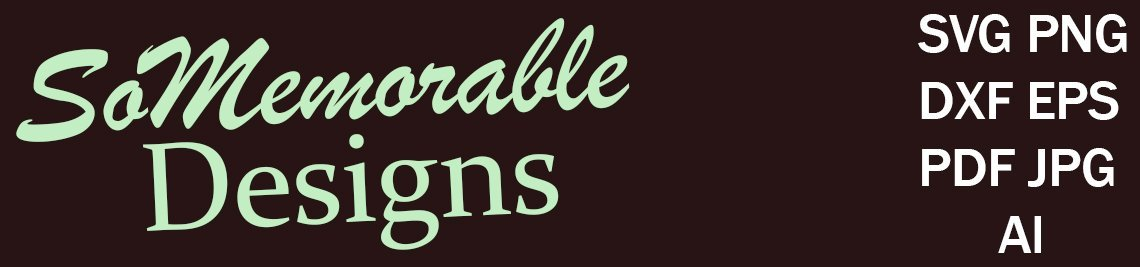 SoMemorableDesigns Profile Banner