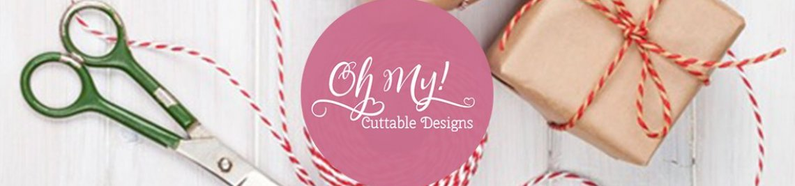 Oh My Cuttable Designs Profile Banner