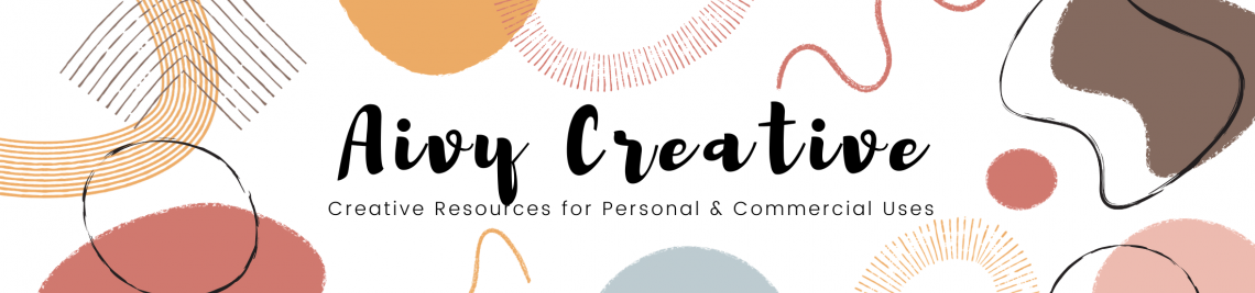 Aivy Creative Design Studio Profile Banner