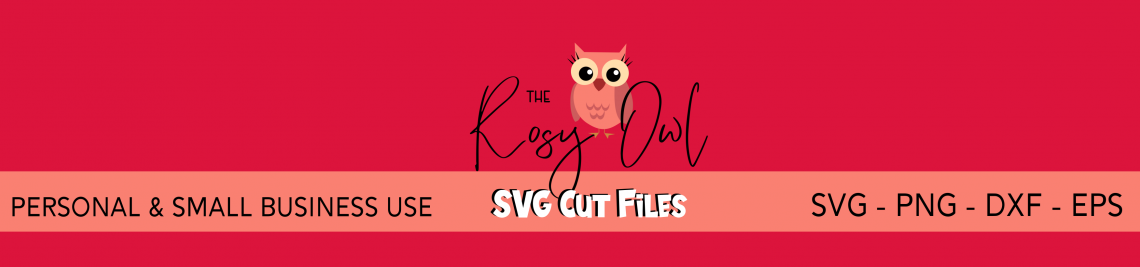 The Rosy Owl Profile Banner
