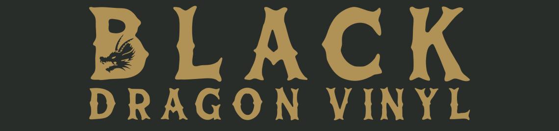 Black Dragon Vinyl Profile Banner